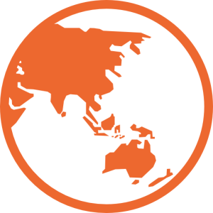 earth-symbol-with-asia-and-oceania