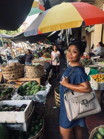 Mummy on the market